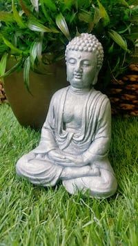 New Lucky Budha silver color statue Fremont, 94538