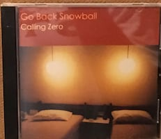 Guided By Voices Go Back Snowball CD not vinyl record LP album.
