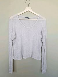 Brandy Melville open knit sweater Toronto, M5G 1X8