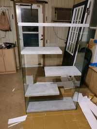 Modern Glass Shelf