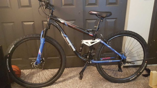Mongoose bike 29 inch tire 100$ or best offer