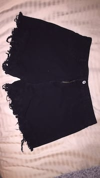 Black jeans shorts - high waist Great Falls, 22066