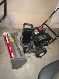 Black and gray craftsman pressure washer Toronto, M3H 5T8