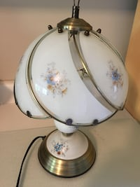 """Lamp: 15"""" lamp - $10 - please read. Other Lamps available Mississauga, L5L 5P5"""