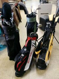 Golf Clubs Bundle for Sale.