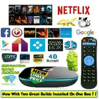 NEW Android streaming media box for sale NEW New Brunswick, 08901