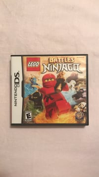 Lego ninjago for the ds Houston, 77076