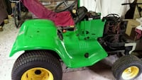 green and black ride on mower Columbus, 43232