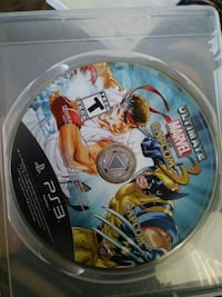 Lego Marvel Super Heroes PS3 game disc Bakersfield, 93306