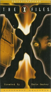 The X-Files: Squeeze/Tooms [VHS] [VHS Tape] Newmarket