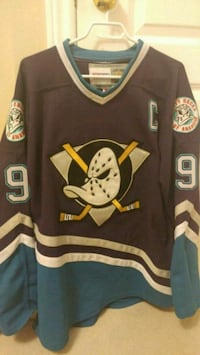 Vintage NHL Stitched Jerseys - Anaheim Mighty Duck Vaughan, L4L 1S2