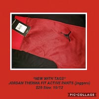 Boys size 10 Jordan Therma Fit Active  Hagerstown, 21740