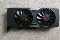 Evga Gtx 960 ftw acx 2.0 2gb graphics card Apex