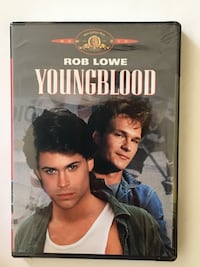 Brand new Youngblood DVD Toronto, M2M 2A3