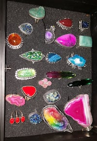 Assorted Rings weeknight special $55 Yuma