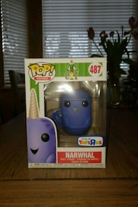 Mr. Narwhal Funko Pop  3715 km