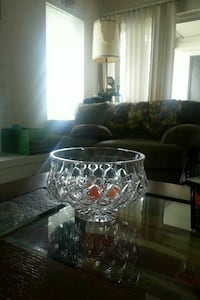 $$ 130 $$ / Waterford Crystal/Marking is on Bowl/ Made in Ireland