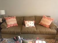 Oversized Couch and Love seat plus Ottoman  Sandy Springs, 30342