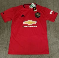Manchester United Soccer Jersey Chevy Chase, 20815