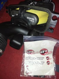 Corvette cold air Intake system Calgary, T1Y 5T4