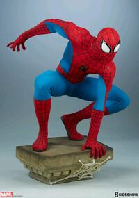 Spider-Man Legendary Scale figure by Sideshow
