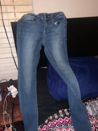 NEW size one woman's designer jeans