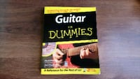 Guitar for Dummies İngilizce Kitap CD