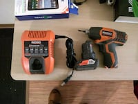 12v rigid impact drill with battery & charger Tumwater, 98512