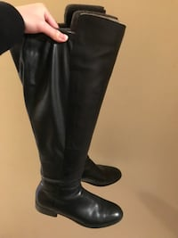 Michael Kors leather Boots Calgary, T3A