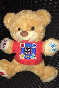 Fisher Price Laugh and Learn Bear Surrey, V4N 4H4