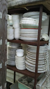 Commercial dishes