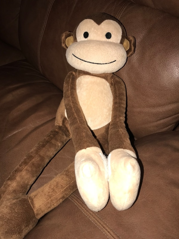 Used Stuffed Animal Monkey For Sale In Concord Letgo