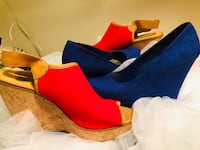 Shoe clearance wedges. Fall sales Laurel, 20724
