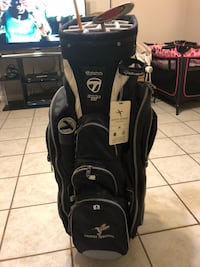 black and gray golf bag Cathedral City, 92234