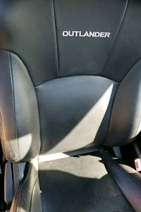 Outlander leather seats.