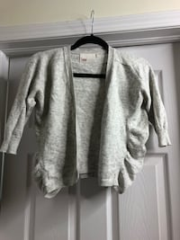 Grey Cropped Sweater New Tecumseth, L9R 0C6