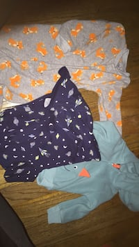 toddler's assorted clothes Chicago, 60638