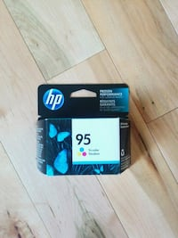 New HP #95 tri-colour ink Clarence-Rockland, K0A 1E0