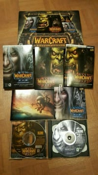 Warcraft 3 III Battlechest 2003 PC  Pointe-Claire, H9R 4S3
