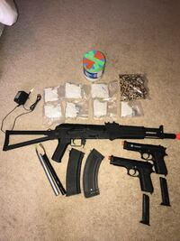 Airsoft package Virginia Beach, 23462