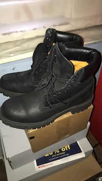 Men's 8 new like, no scuffs good condition timberland boot 110$ Minneapolis