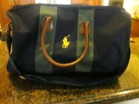 Ralph Lauren duffel bag Coconut Creek