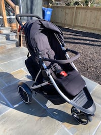 Phil and Ted's Dash in-line double stroller Alexandria, 22306
