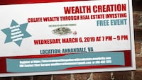 Real Estate Investing Free Information Annandale
