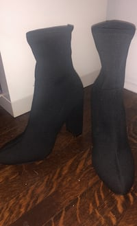 Never been worn women's sock boots from ASOS - Size 8 Toronto, M4W 2C8