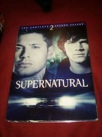 Blu-ray Disc Super Natural Victorville, 92395