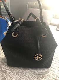 NEW BLACK ORIGINAL MICHAEL KORS PURSE