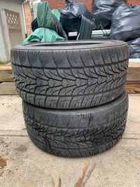 Pair of Nexen Roadian 295/40 R20 all season tires 80% Calgary, T3N 0T8