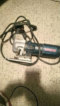 BOSCH hand saw trade for Makita charger