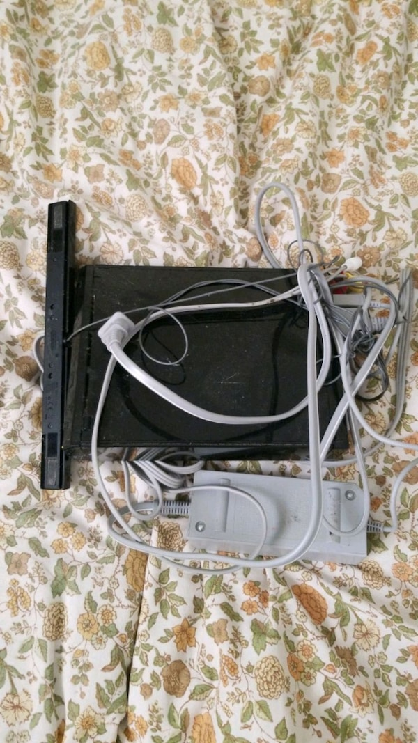 Wii for sale 695c78ab-dbe5-4379-82d3-96be16f1a436